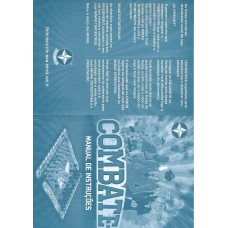 Estrela Manual Jogo Combate 2010