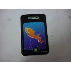 Grow War Carta Território México